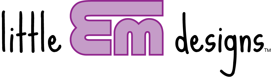 little em designs logo